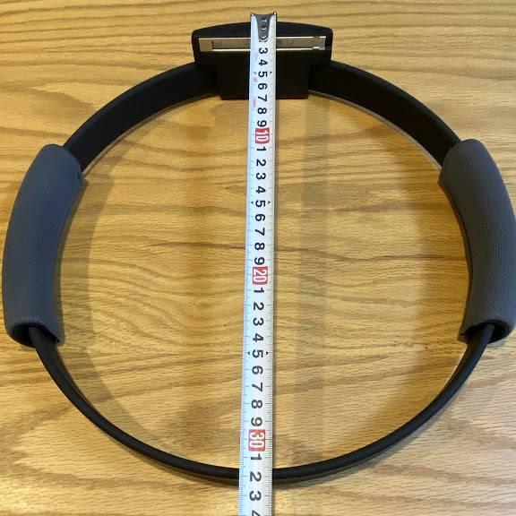 リングコンの長さを測る